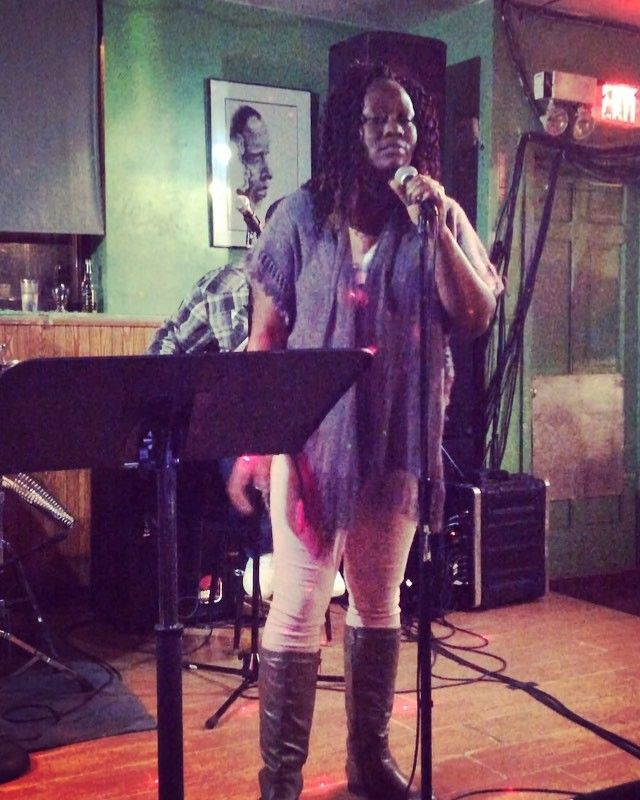 Jill Scott Count Every Single Blessing Musical Birthday: Tiffany Sharkey Blessing The Mic! #tuesday #openmic
