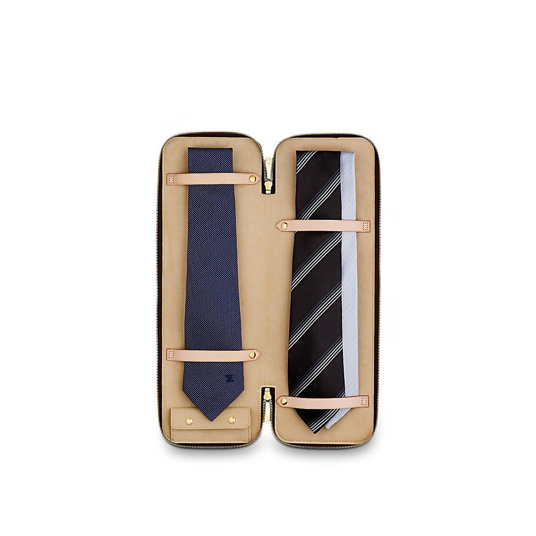 hot sale online 374dd 0eb39 5 Tie Case Monogram in MEN's TRAVEL collections by Louis Vuitton ...