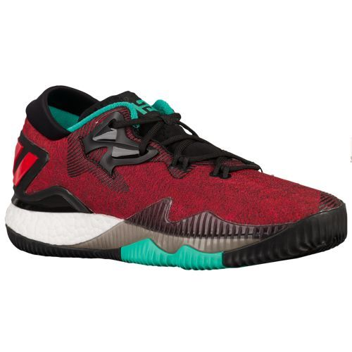 sports shoes 0b10c 39067 James Harden, Adidas Crazylight Boost Low 2016  Ghost Pepper