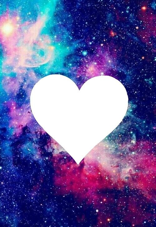 Galaxy Heart Wallpaper Diy And Crafts Wallpaper Iphone galaxy heart wallpaper