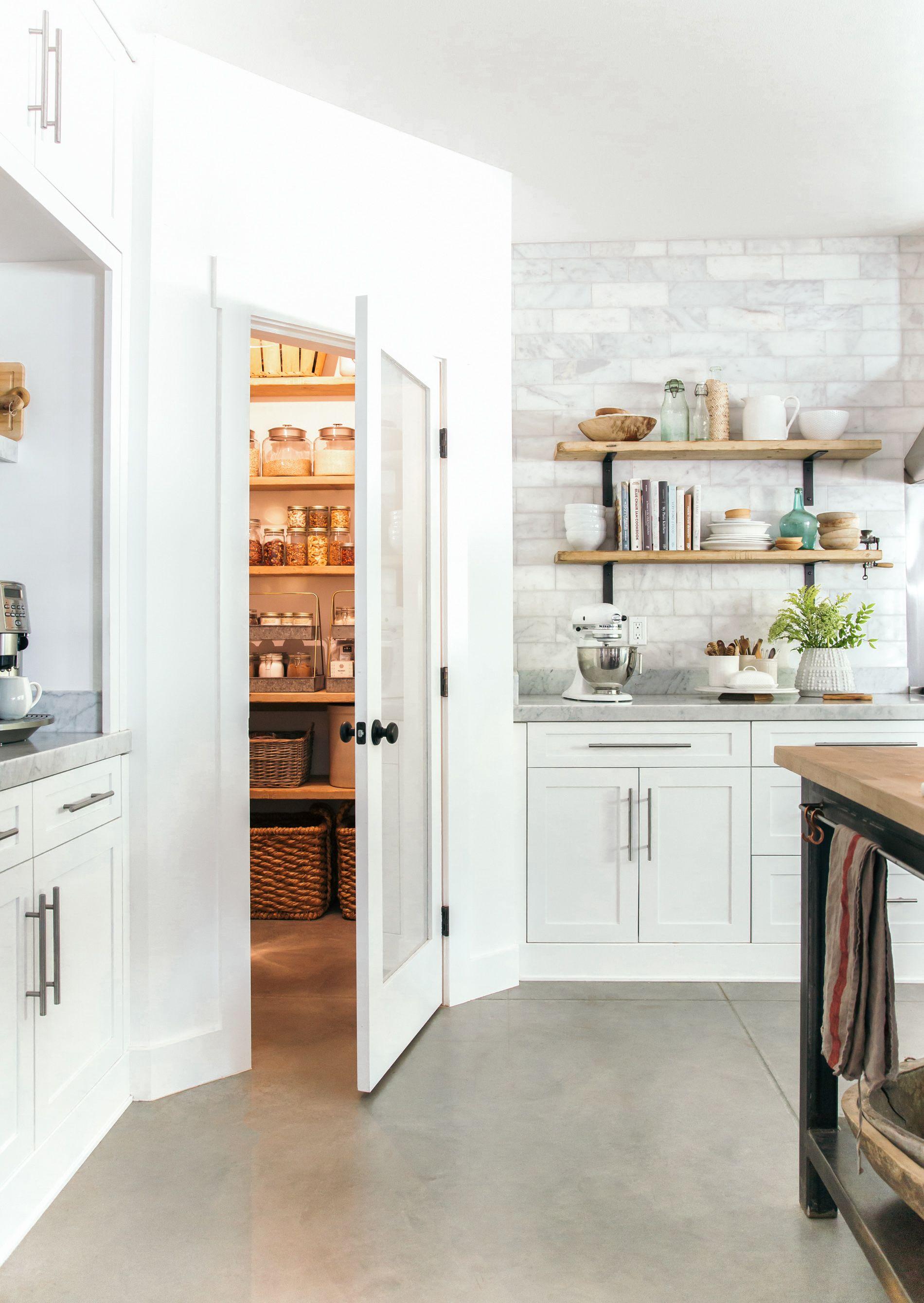 Heather Bullard   Pantry   our next homey.   Pinterest   Cocina ...