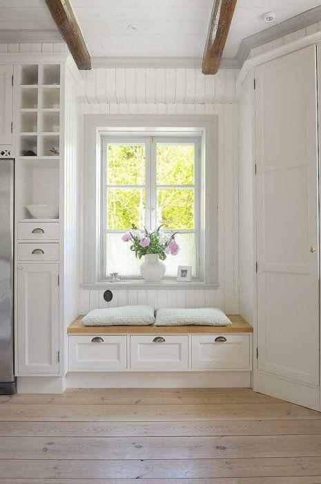 Window Seats Throughout The Home Window Kitchen Window