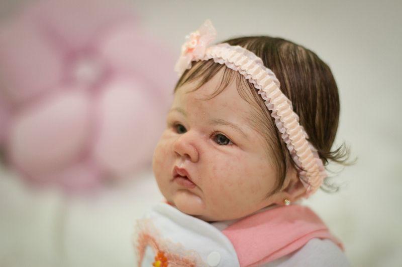 Bebê Reborn Jade - POR ENCOMENDA! | Meu Bebê Ideal - Arte Reborn