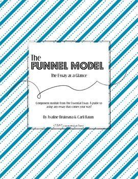 model essay writing