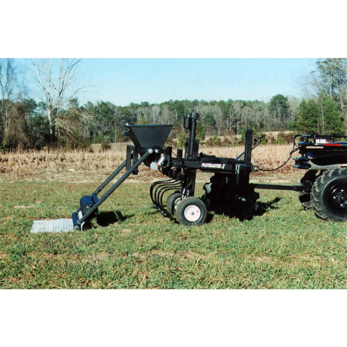 Atv implements are provided by which