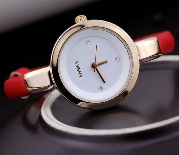 US $25.44 |GEDI Rosegold Watch Women Quartz Watches Ladies Top Brand Crystal Luxury Female Wrist Watch Girl Clock Relogio Feminino New 2019|Women's