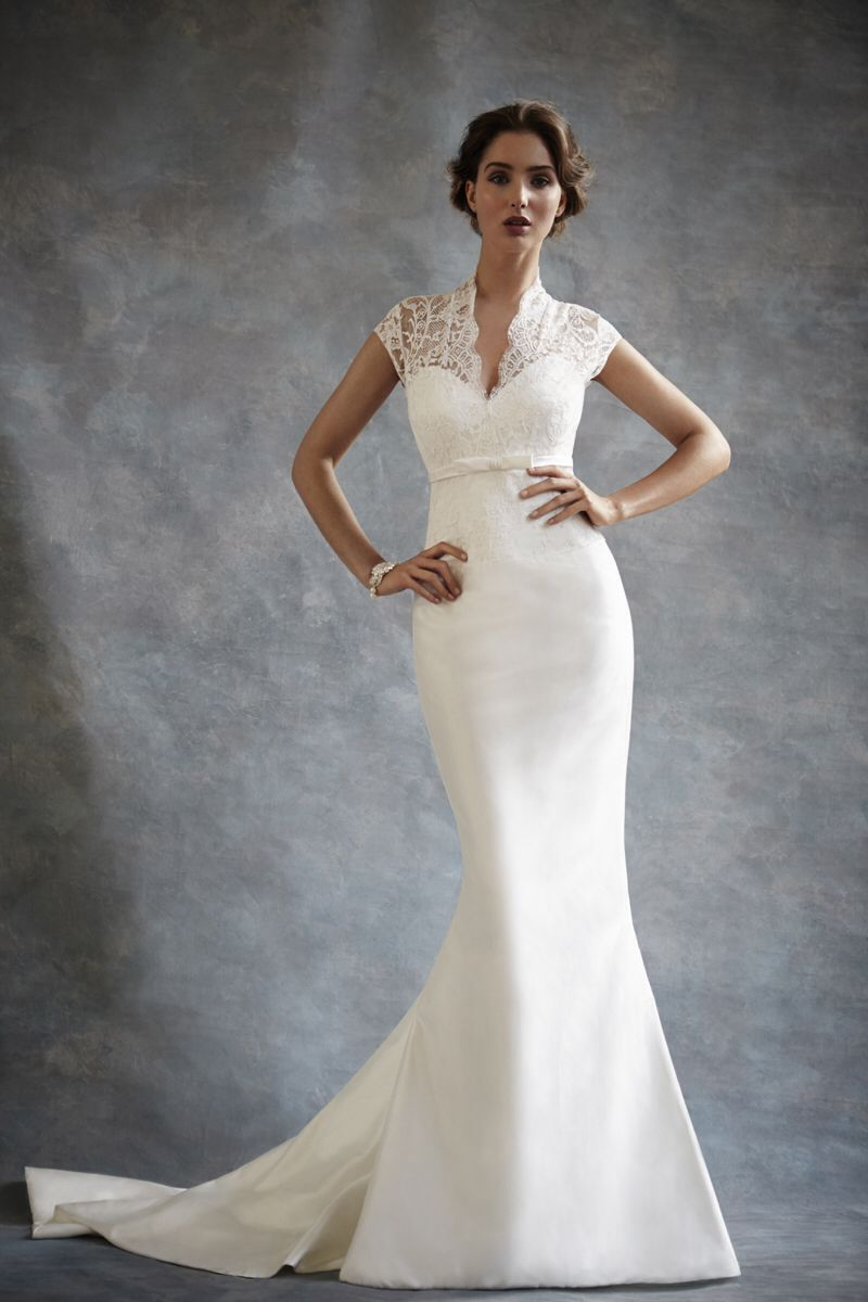 Estelle alan hannah wedding dress dresses pinterest wedding