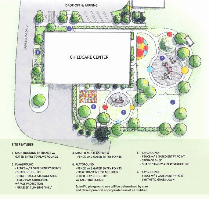 Day Care Center Floor Plans S Luxury 99 Plan Child