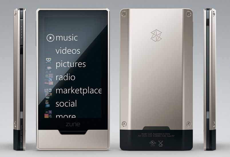 I love and miss having a Zune