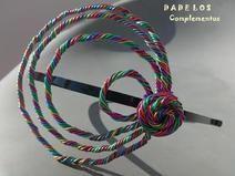 Diadema Muelle multicolor 1