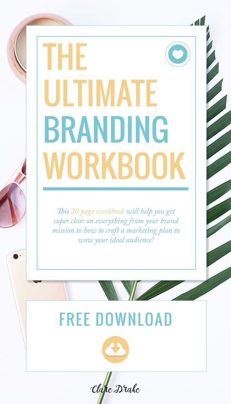 Click The Image To Get The  Page Editable Ultimate Branding Pdf