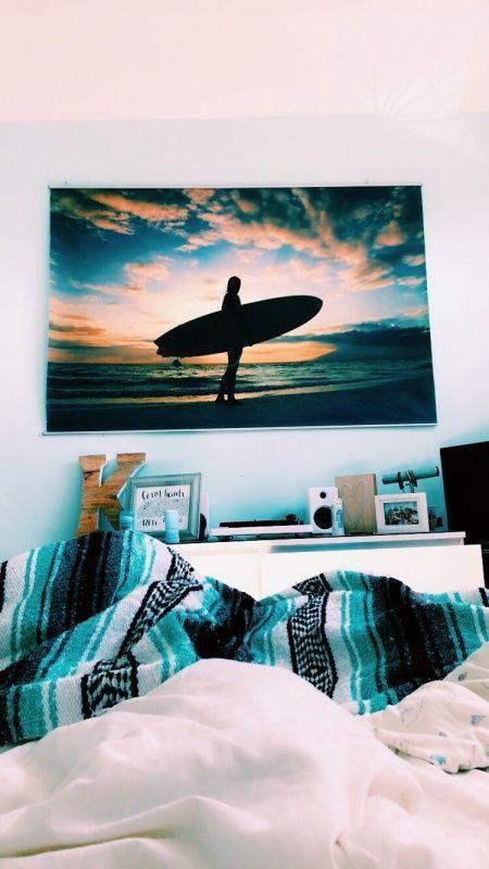 Pin By Kayleighlockard On Cute Beach Style Bedroom Beachy Room