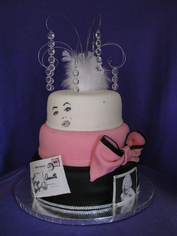 Marilyn Monroe Cake Legend Cakes Legend Cakes Cake