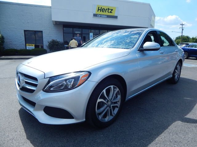 Hot Deal Of The Day 2015 Mercedes Benz C Class C300 Benz C Buy Used Cars Hertz Car Sales