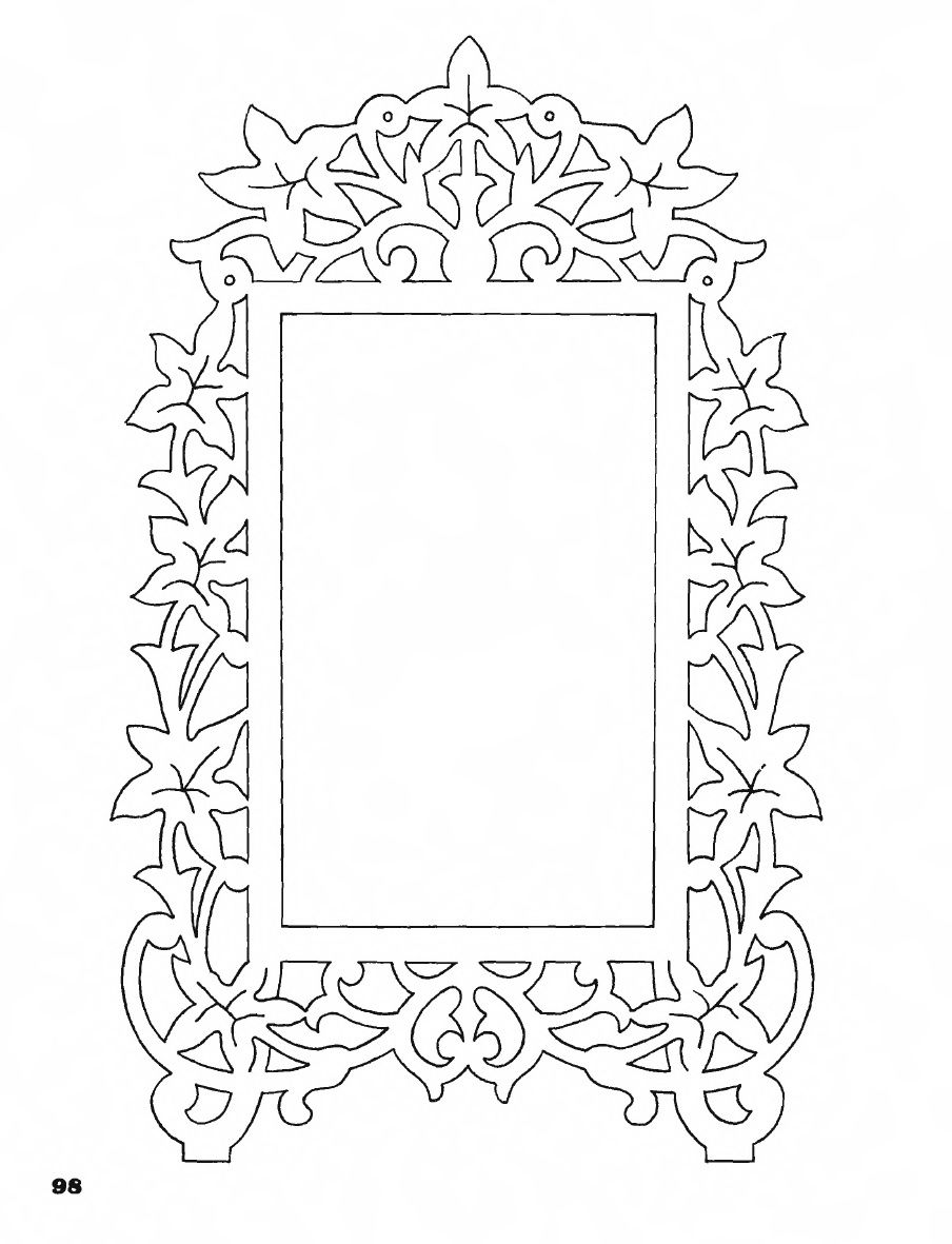 Classic Fretwork Scroll Saw Patterns   I LOVE TO CRAFT (ALSO SEE * I ...