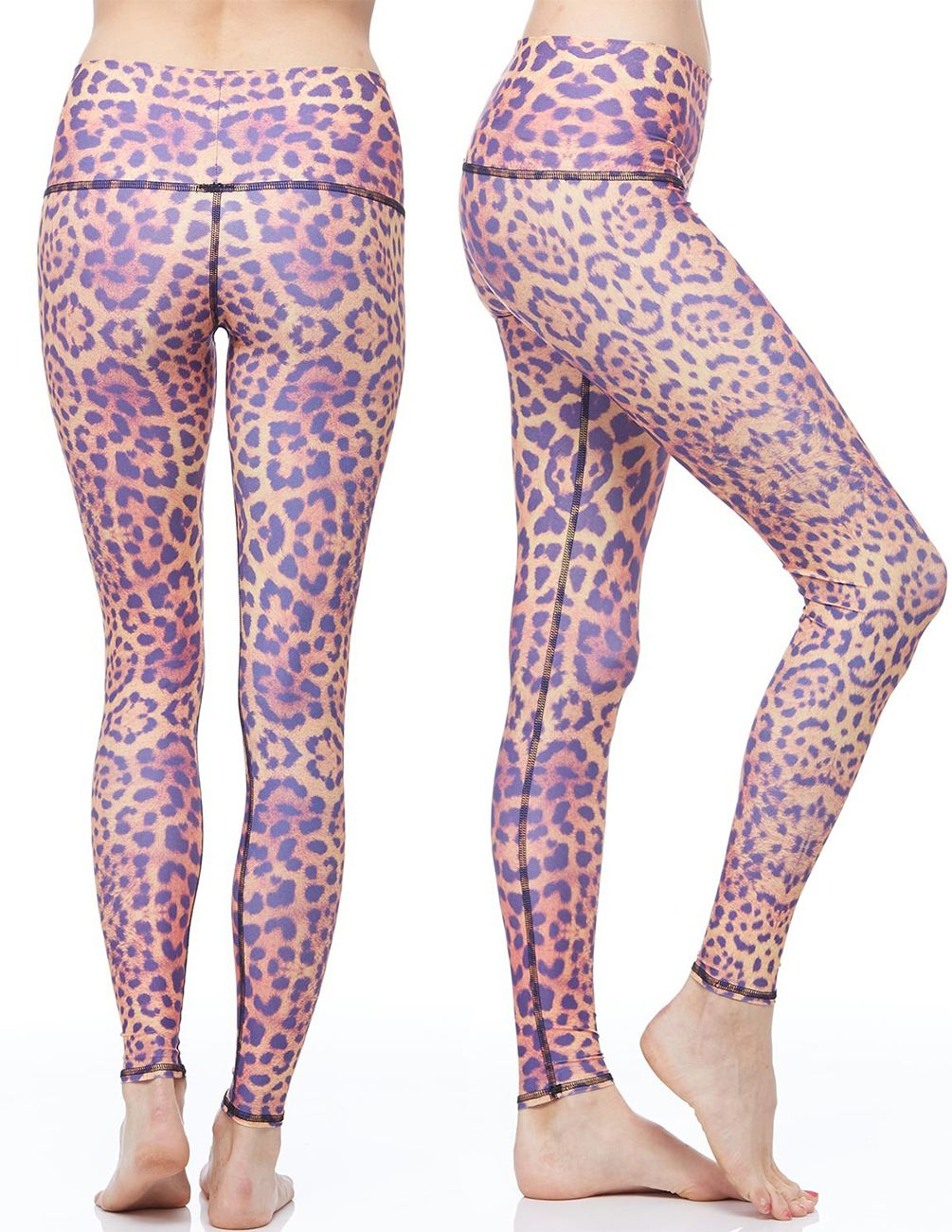 Unleash your inner animal! Teeki makes beautiful printed leggings for hot yoga and lifestyle wear. #evolvefitwear  Available at evolvefitwear.com