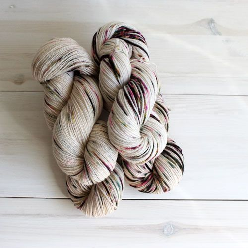 Cinnamon Girl Hand Dyed Yarn — Hey Lady Hey