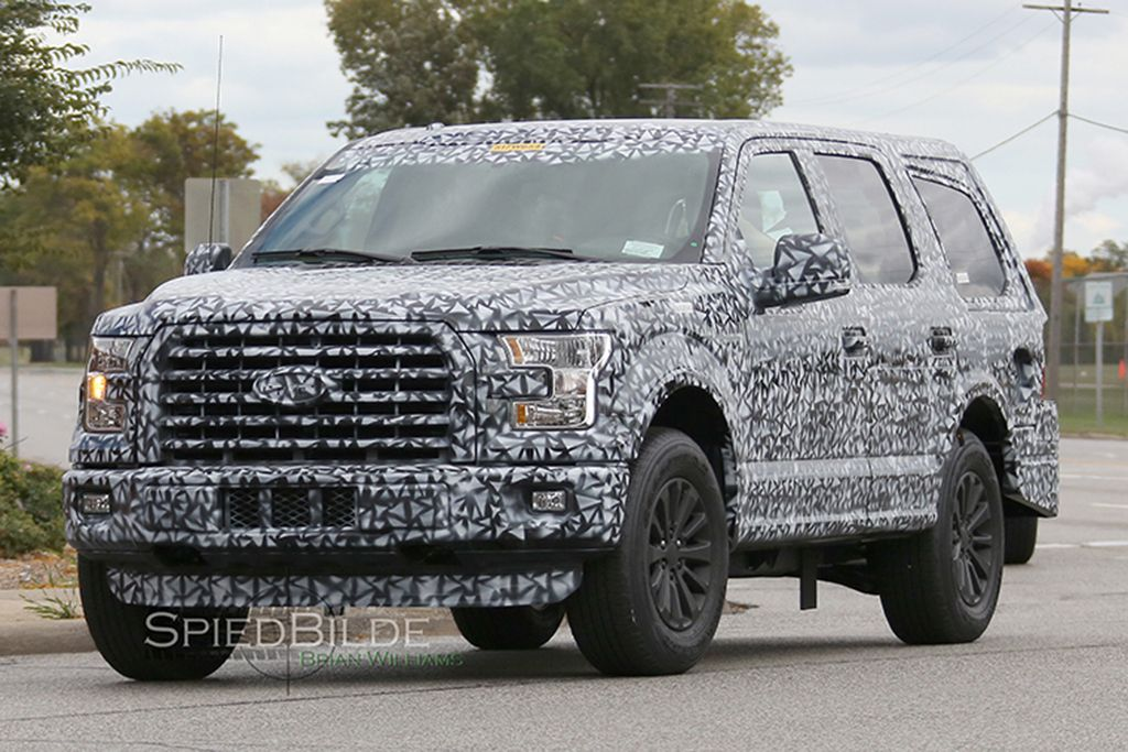 2020 Ford Expedition Changes And Design