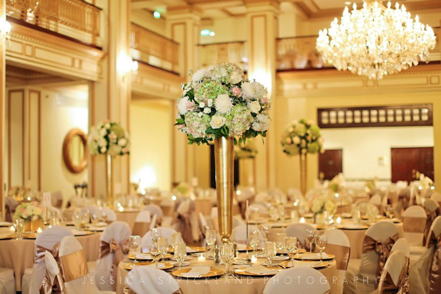 Champagne Wedding At The Omni Severin Hotel Photo By Httpwww