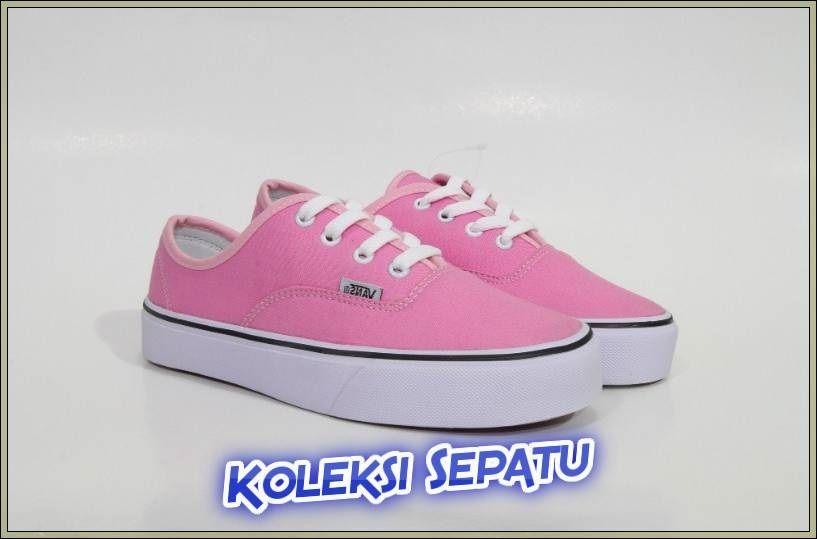 3 Model Sepatu Vans Warna Peach Harga Murah Dan Original Sepatu