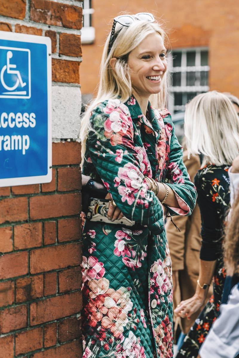 quilted and printed outerwear looks for the continuing rise of soft lounge dressing II Saved by Gabby Fincham ||