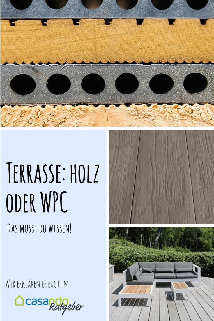 Auswahl der passenden Terrassendielen | terrasse & balkon in ...