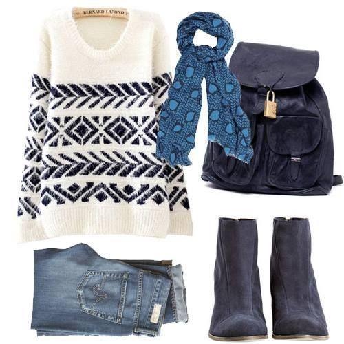 Moda invierno // Winter Style