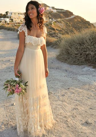 Vestido Dia Ideas De Vestidos Vestido De Noiva Simples