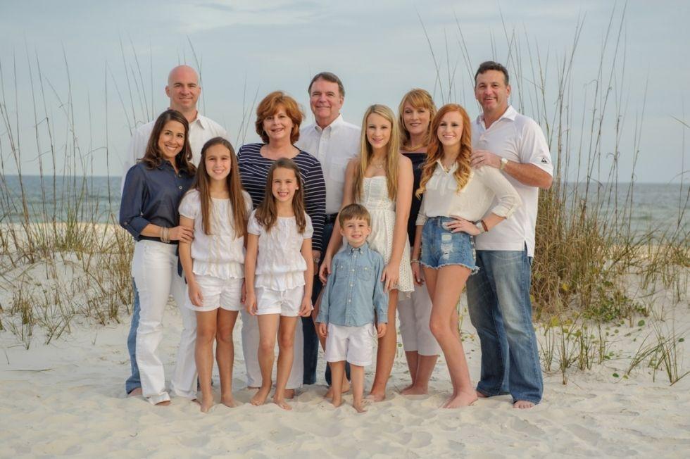 Best Family Beach Portraits Family Perdido Key Family Portraits Pensacola Beac Family