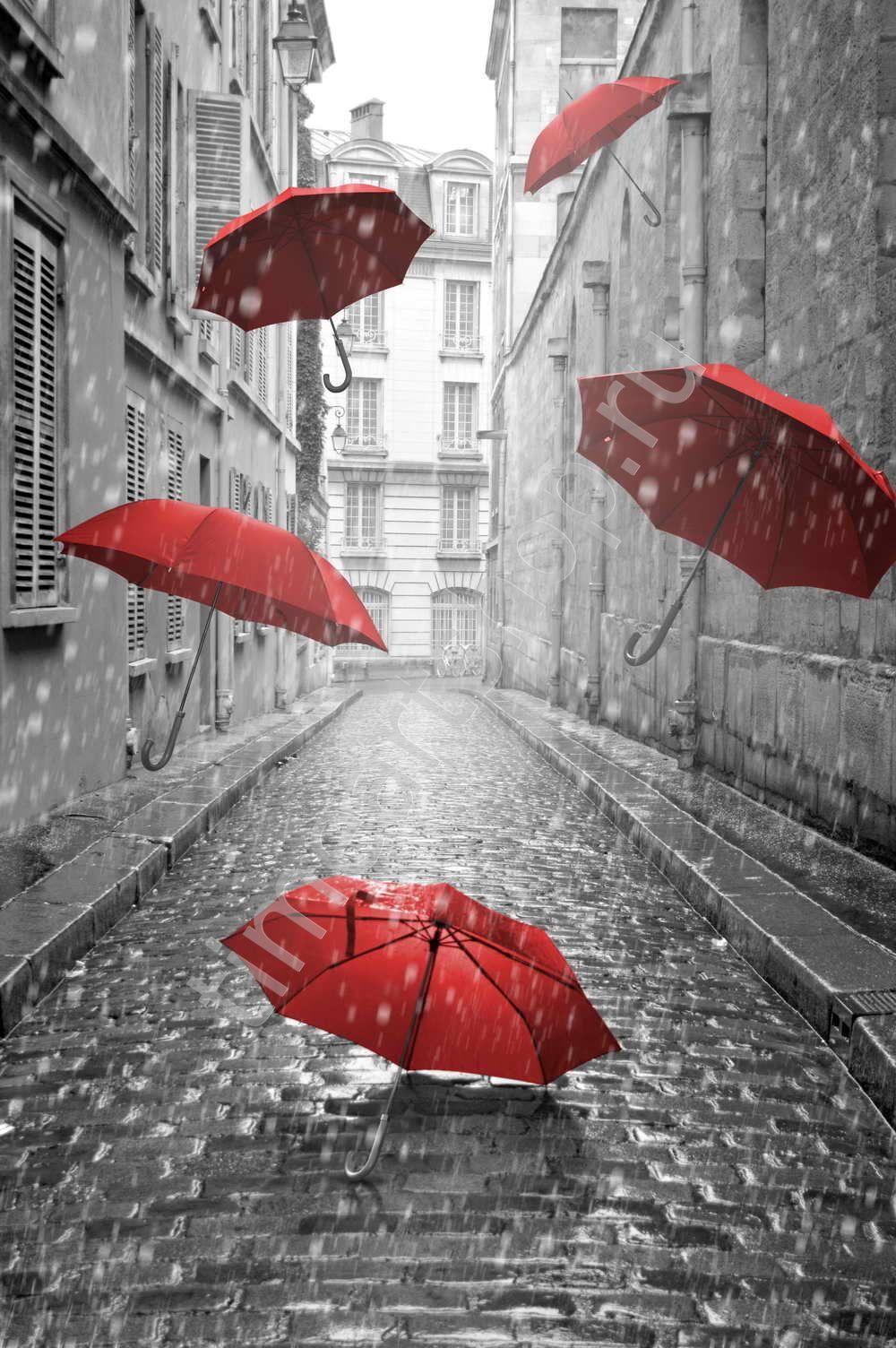 Черно-красно-белые картинки