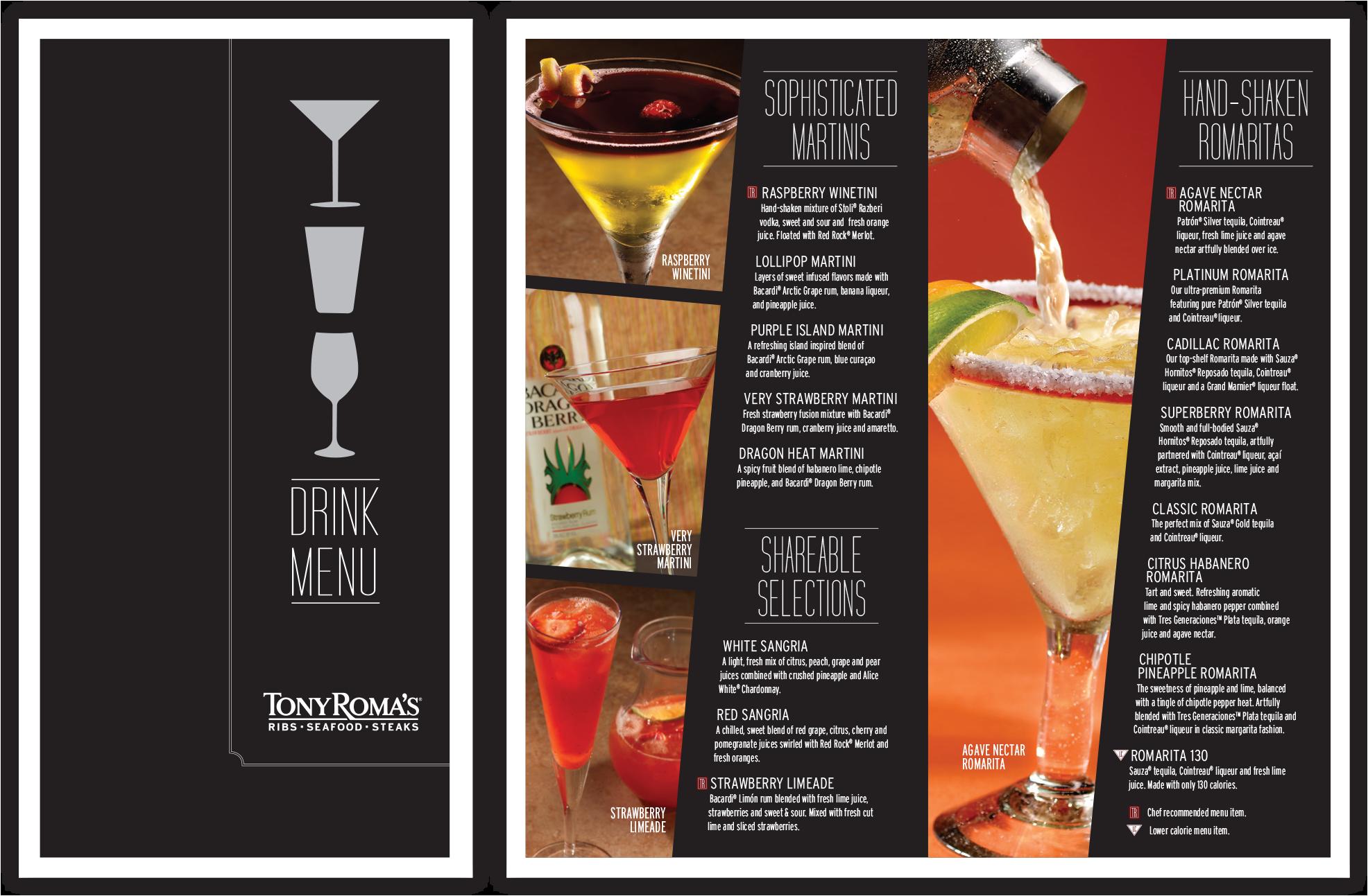 tr's drink menu 2012 | design | pinterest | menu design, drink menu