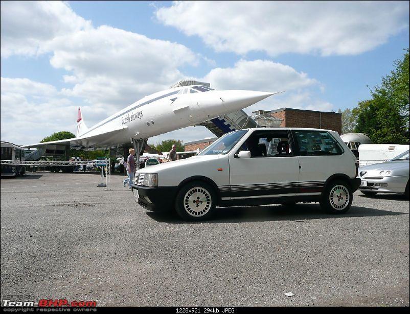 Fiat Uno Turbo I E Auto Motori E Foto