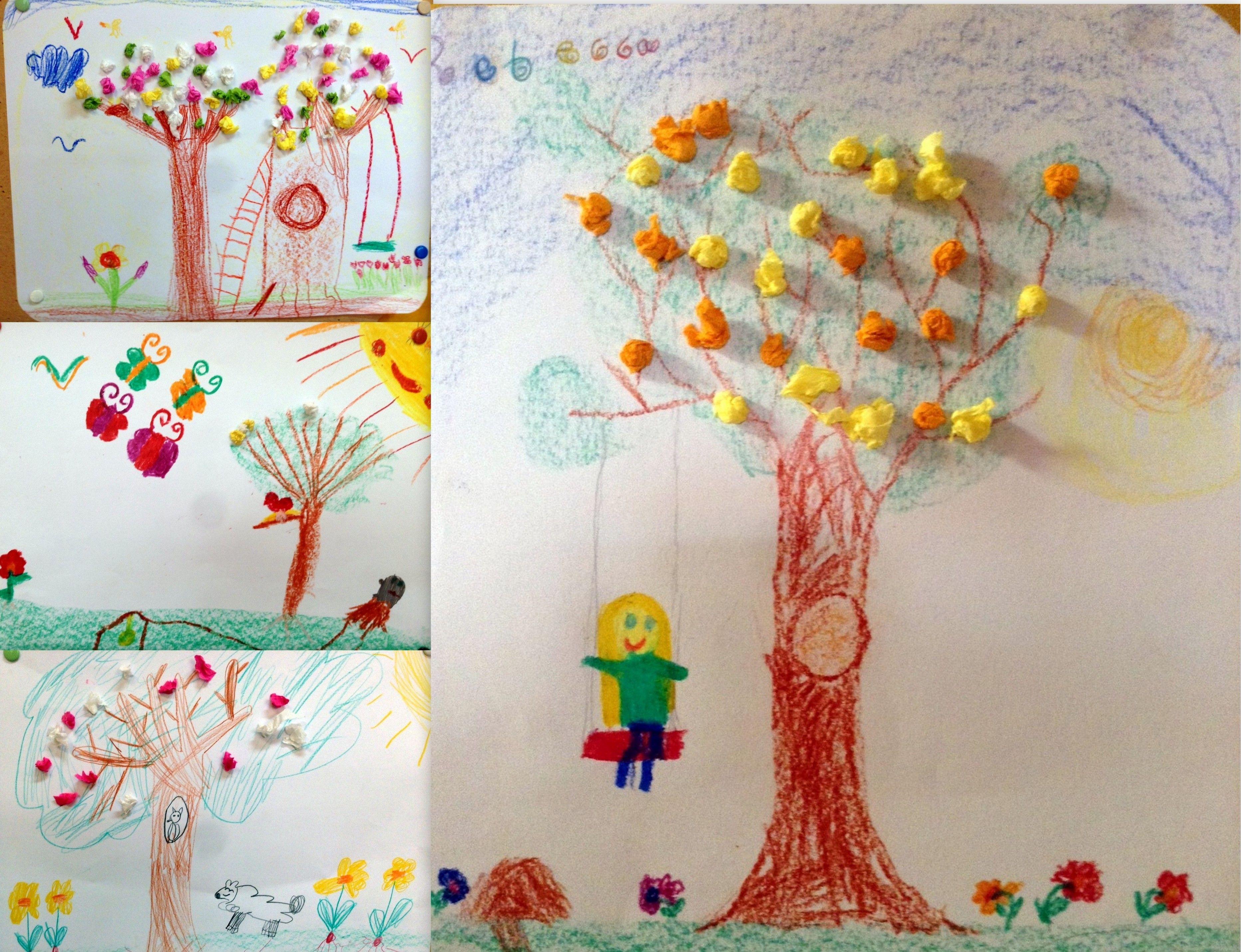Nieuwsberichten knutselen lente pinterest school knutselen en herfst - Idee voor volwassenen ...