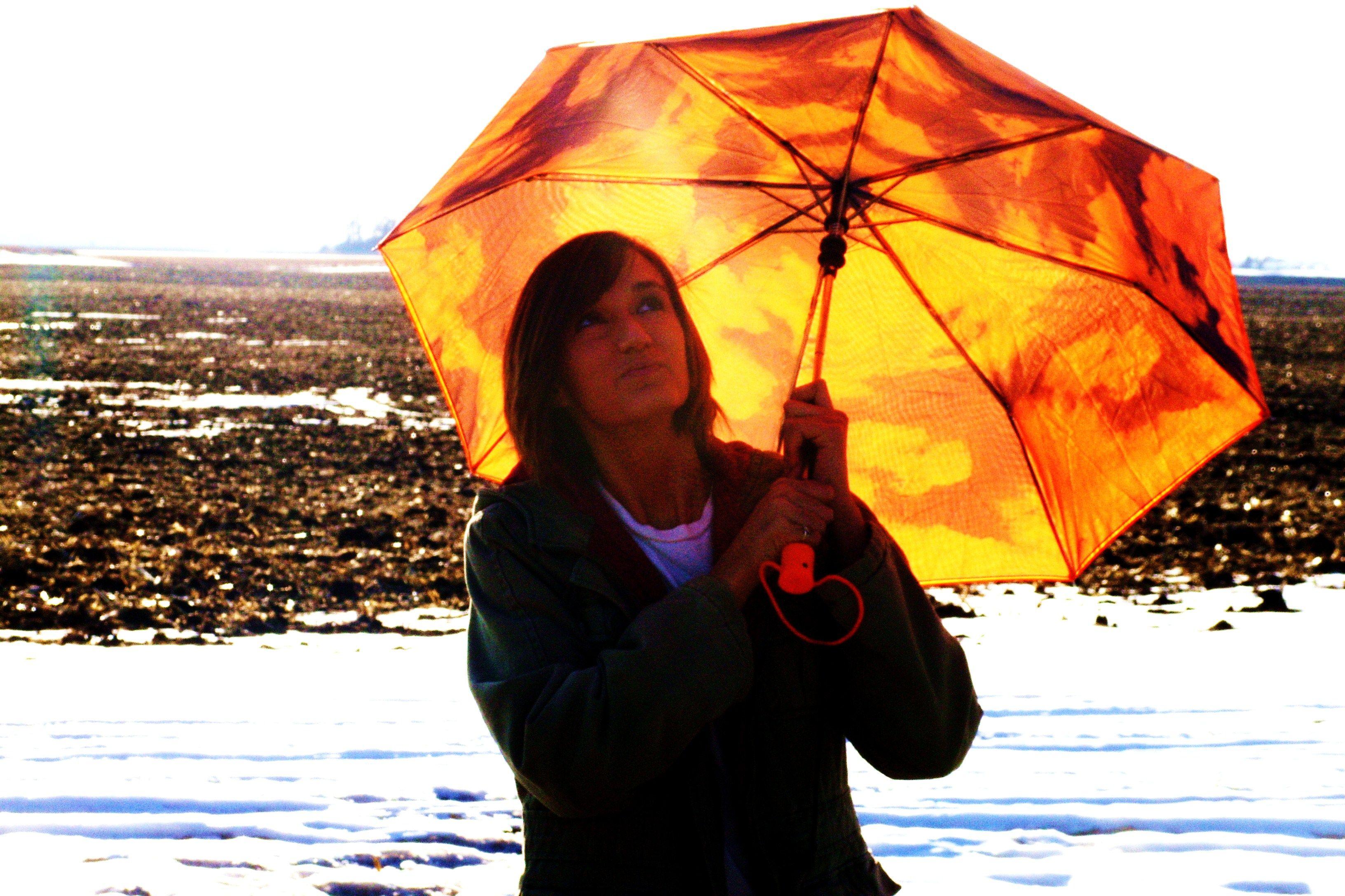 Umbrella. Jesus is love!
