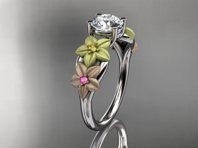 #anjaysdesigns.com        #ring                     #Spring #Collection, #Unique #Engagement #Rings,Engagement #Sets,Birthstone #Rings #14kt #color #gold #floral #unique #engagement #ring,wedding #ring #ADLR169                        Spring Collection, Unique Engagement Rings,Engagement Sets,Birthstone Rings - 14kt tri color gold floral unique engagement ring,wedding ring ADLR169                                  http://www.seapai.com/product.aspx?PID=1299271