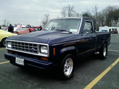 foed ranger customizing lusbytoy 1983 ford ranger american torque com trucks pinterest. Black Bedroom Furniture Sets. Home Design Ideas