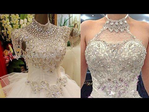 c70cd24c6 Los vestidos de Novia mas Hermosos del Mundo - YouTube