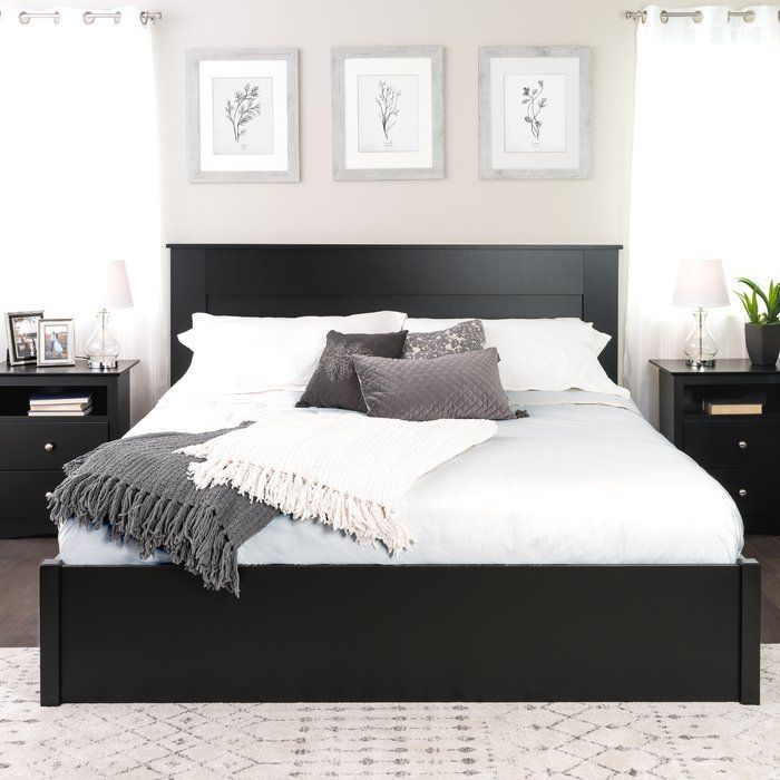 Best Colors For The Small Bedroom – Black And White Eternity For The Small Bedroom 640 x 480