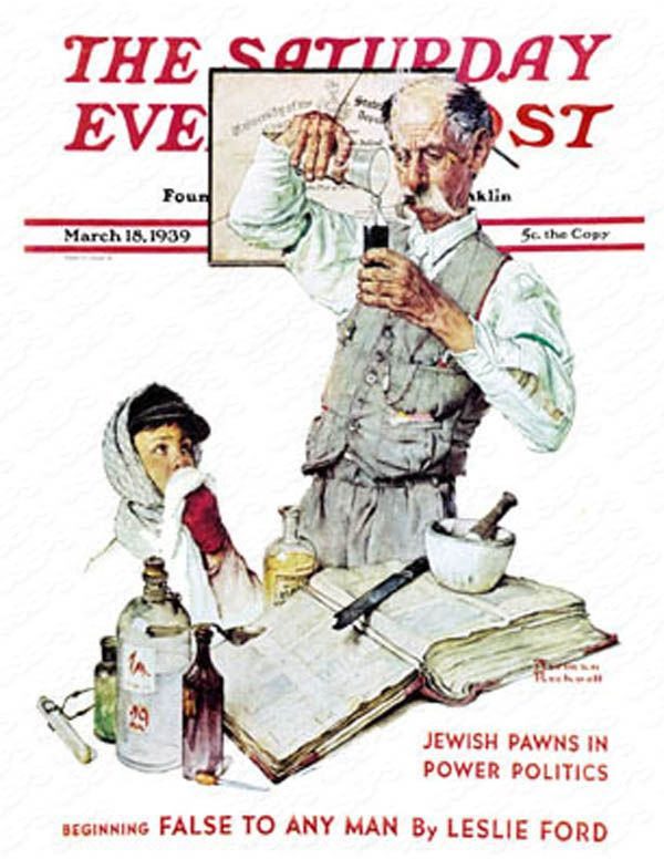 Pin On Norman Rockwell