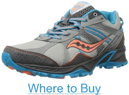 saucony trail running shoes womens