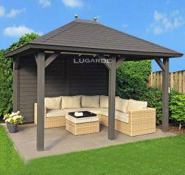 Wooden Veranda of top quality | Bespoke design possible | Lugarde