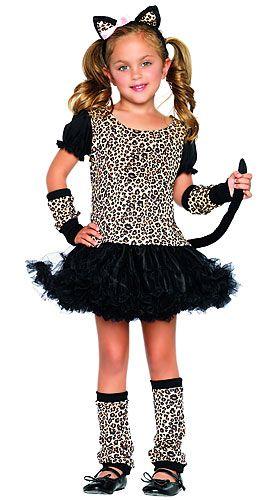 77797979a008 Child Tutu Cat Costume Petticoat DressArm WarmersLeg WarmersTailEarsYour  child will be purring over this girls tutu cat costume! The fun costume  includes