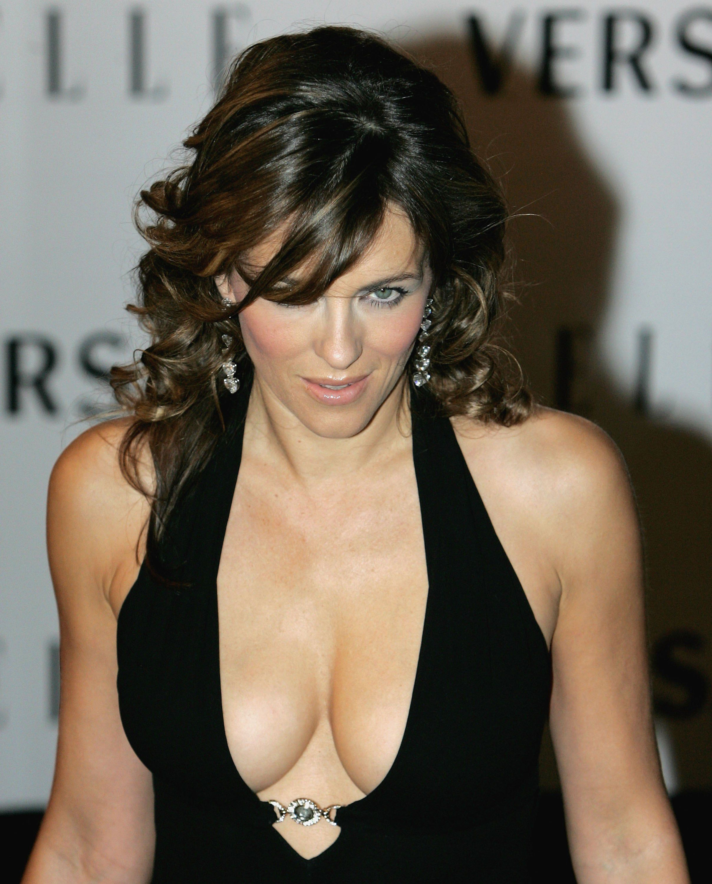 Keely Hawes Topless Beautiful elizabeth hurley as elena | a girl can wish 50 shades cast