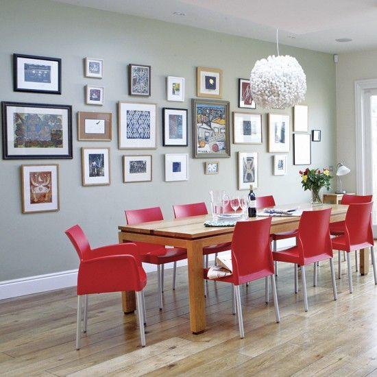 House Retro Dining Room