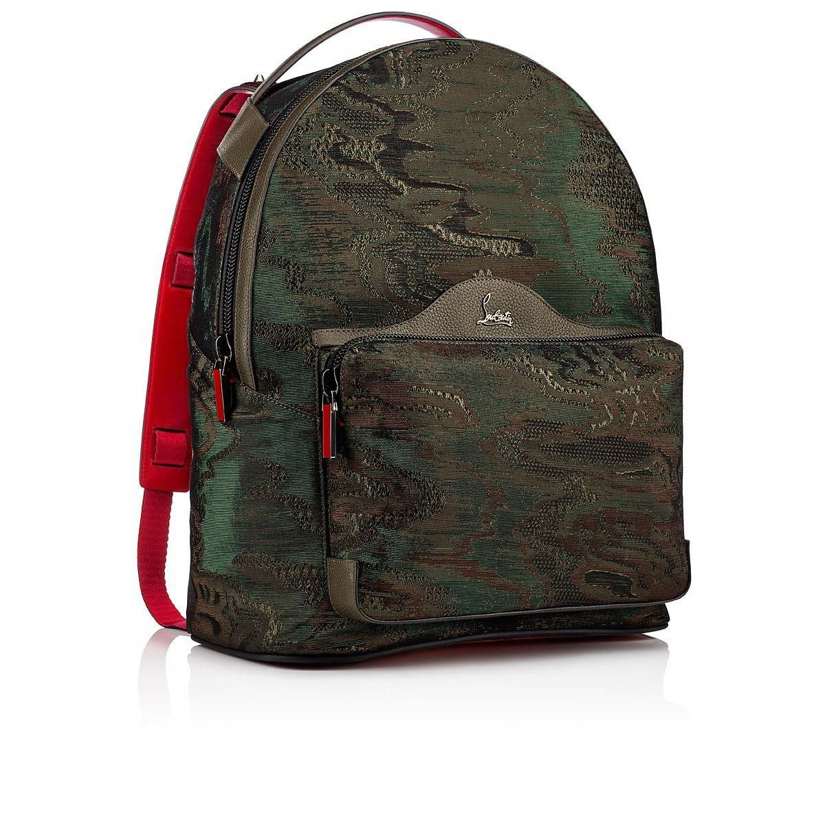 4be437b5128 Bags - Backloubi Backpack - Christian Louboutin #ChristianLouboutin ...