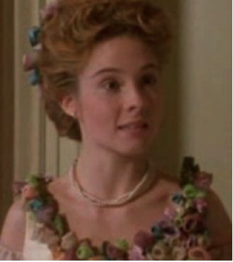 Anne of Green Gables pearl necklace