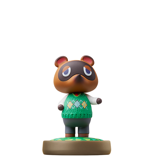 Amiibo By Nintendo Lineup Animal Crossing Tom Nook Animal Crossing Amiibo Cards Amiibo