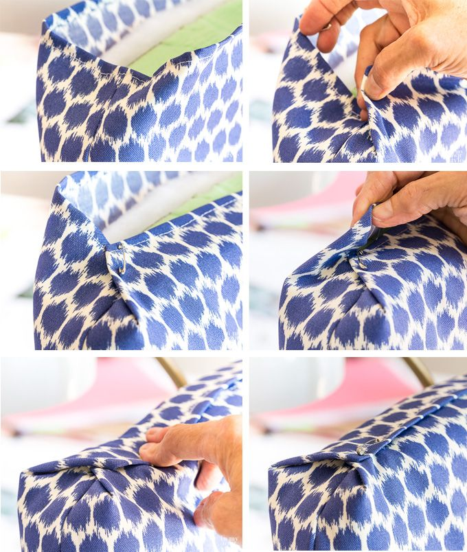 Diy Chair Cushion No Sew Swing Chain How To Make A Dining With Little Sewing As Well At All