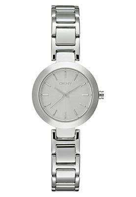 Dkny Stanhope Zegarek Silberfarben Zalando Pl Dkny Silver Watch Kors Watches
