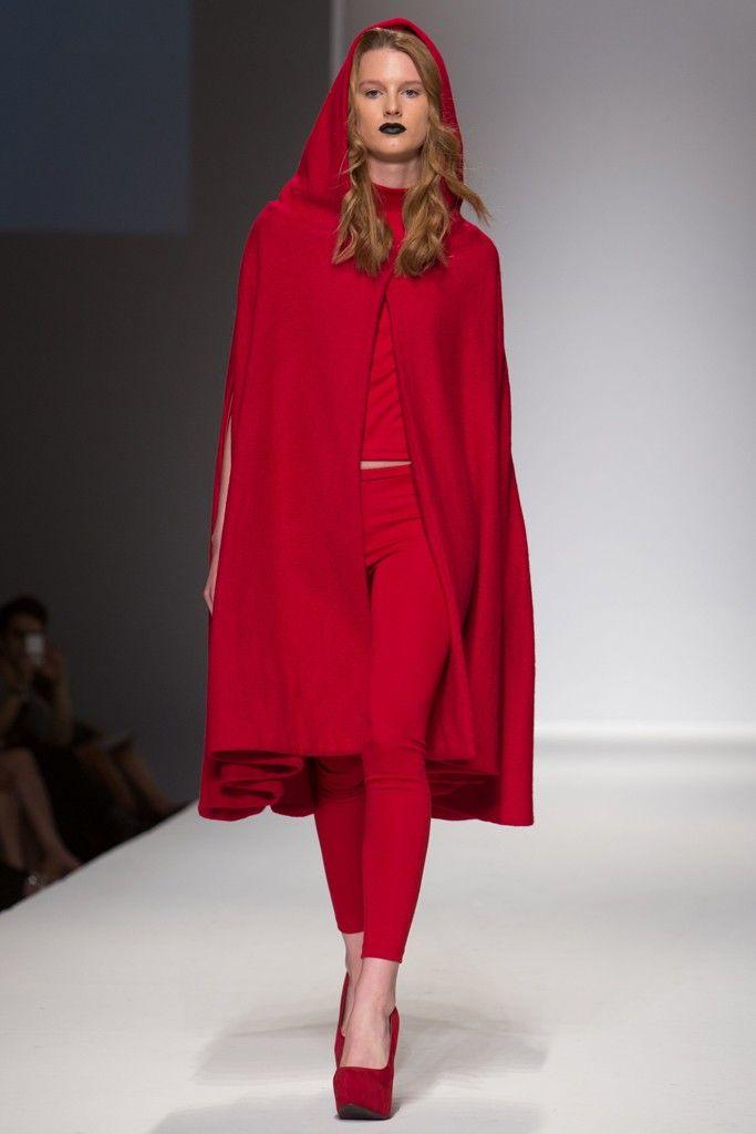 Rosario Rtw Fall 2014 Fall Fashion Trends Fashion Walk Fashion